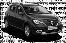 Renault New Sandero Stepway