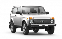 Lada 4x4 3 дв.